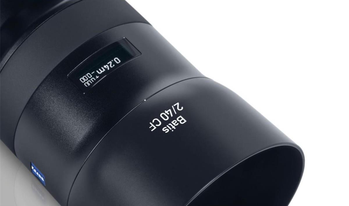 zeiss batis 40mm f2 cf 2.2 image