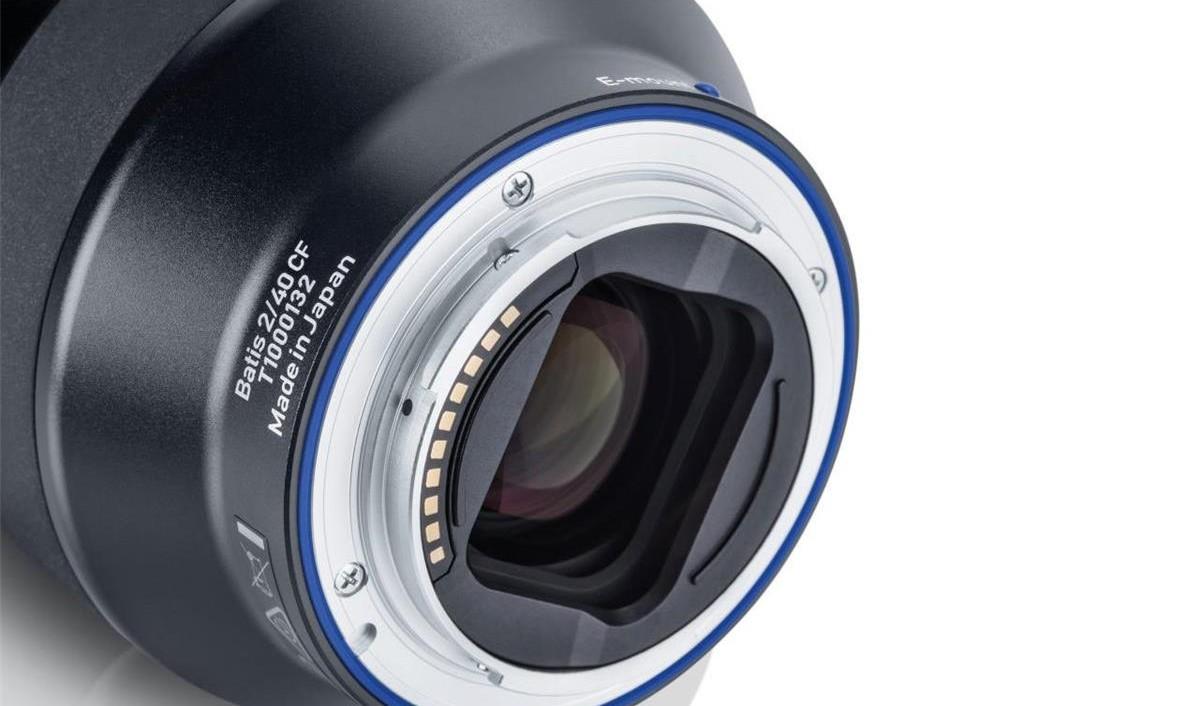 zeiss batis 40mm f2 cf 4.2 image