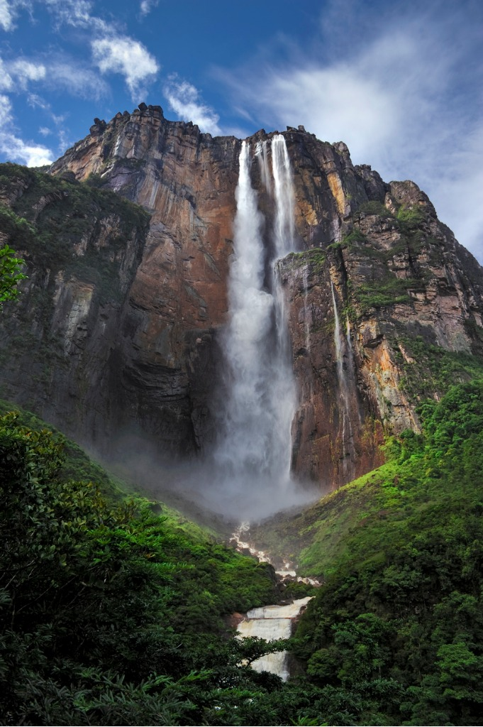 angel falls image