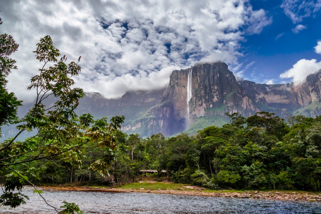 angel falls photography tip image