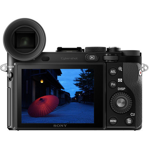 Sony CyberShot DSC RX1R II Body and Design 2