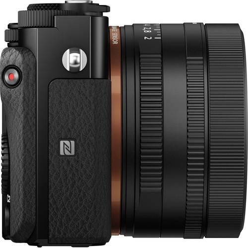 Sony CyberShot DSC RX1R II Lens 1 image