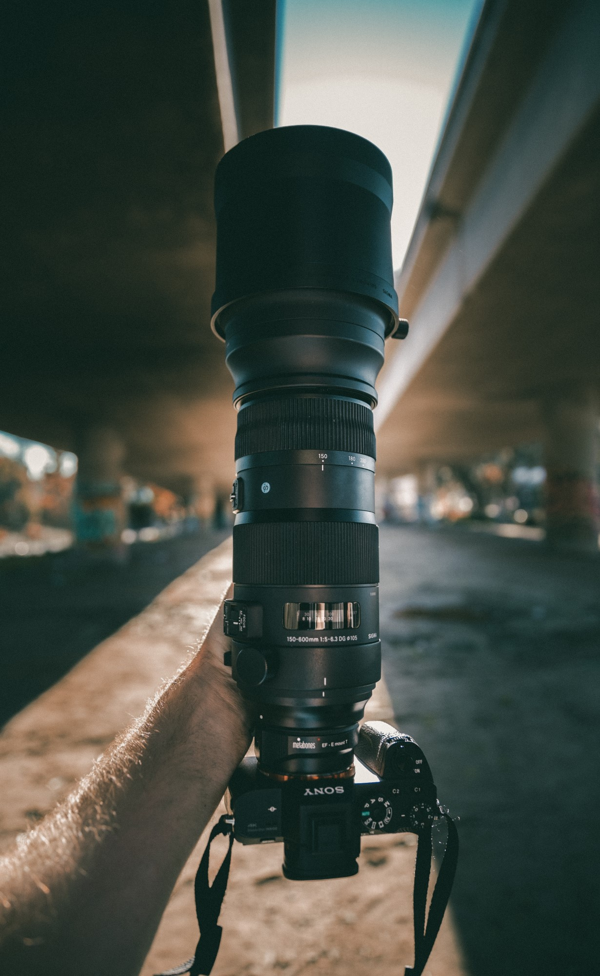 These Crazy Camera Lenses Have to Be Seen to Be Believed