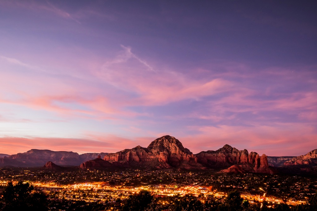 what to photograph in sedona sunsets 2 image