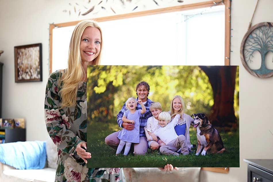 Canvas Vs. Framed Prints image