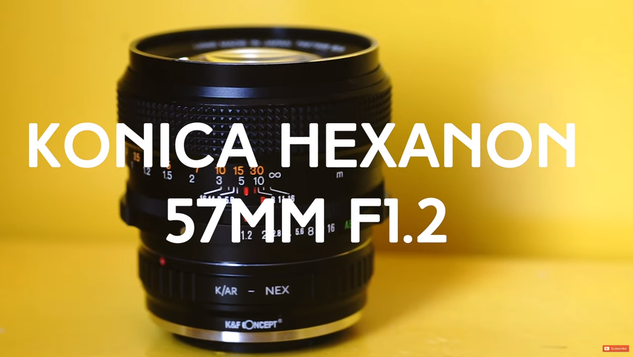 This f/1.2 Lens Might Be the Best Ever Made