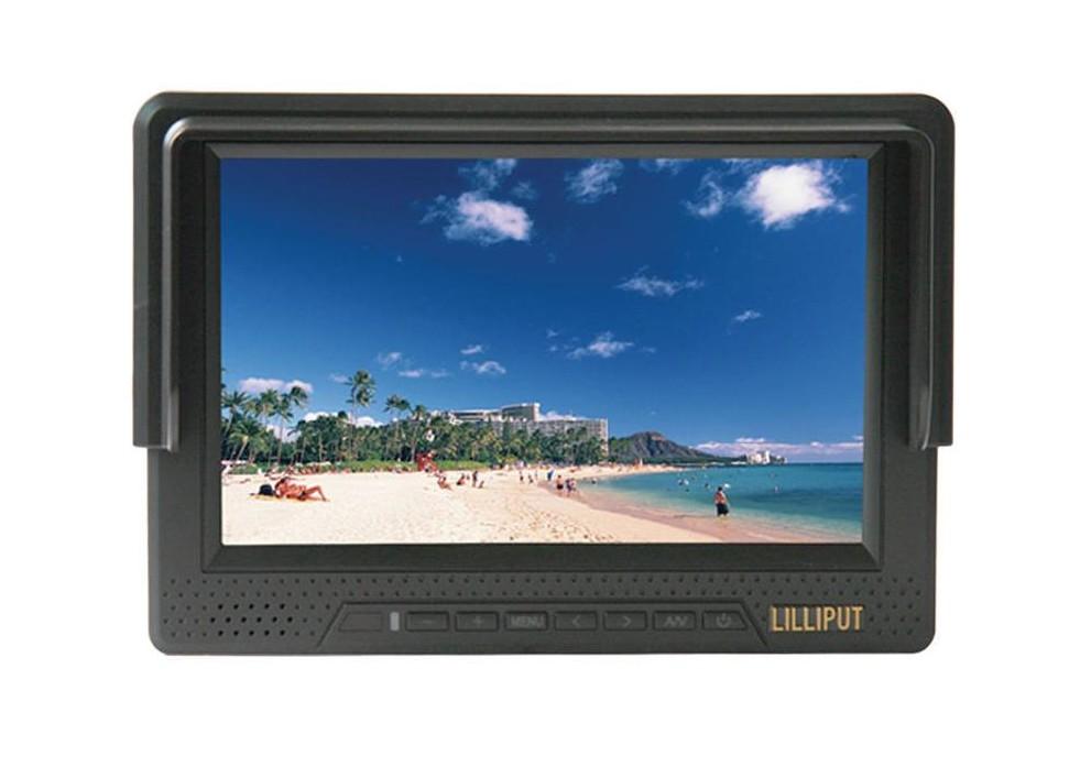 monitor kamera terbaik gambar lilliput 668gl