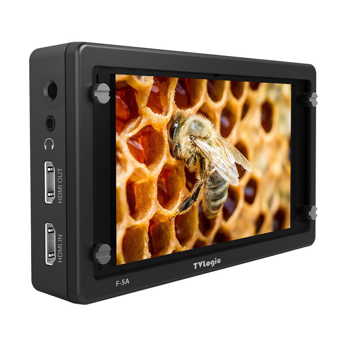 camera monitor tv logic image