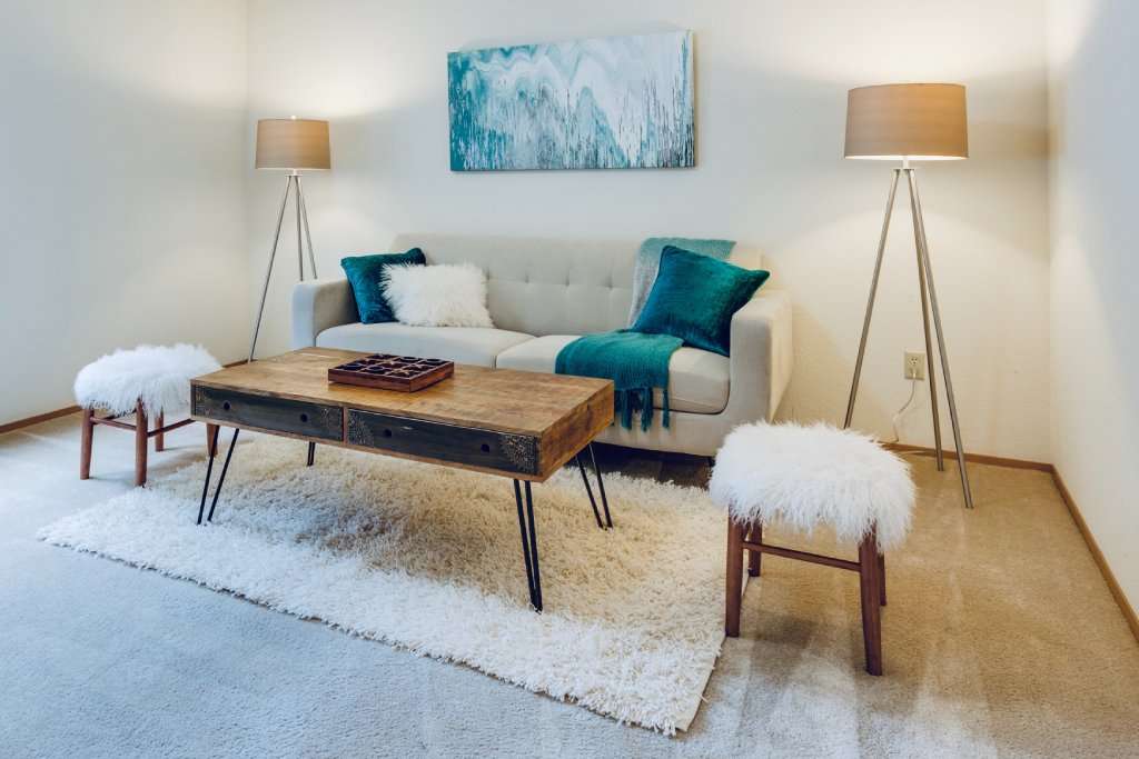 real estate photography staging