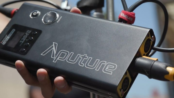aputure 120d ii features image