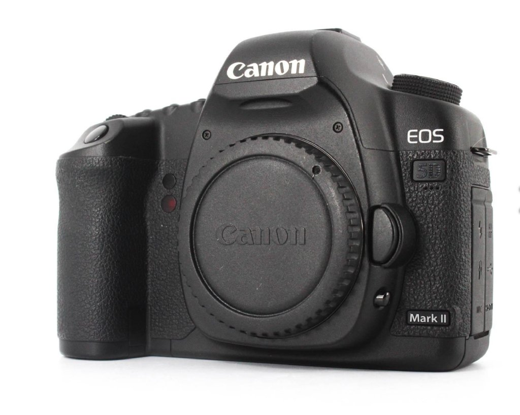 canon 5d mark ii review image
