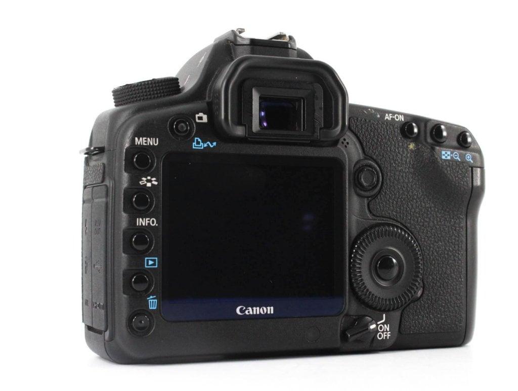 canon 5d mark ii specs image