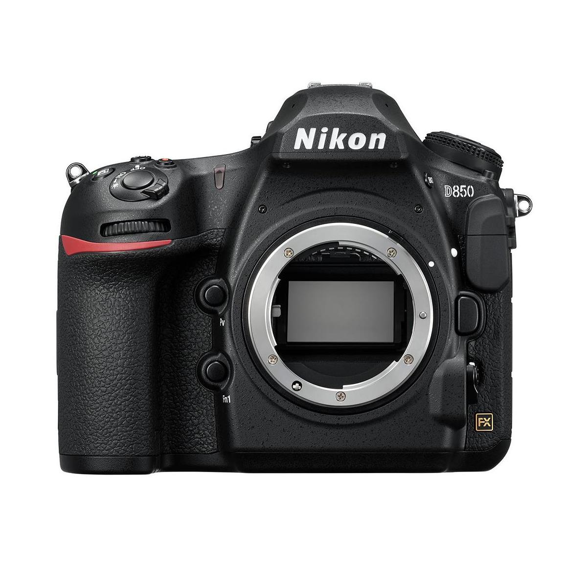 nikon d850 specs image