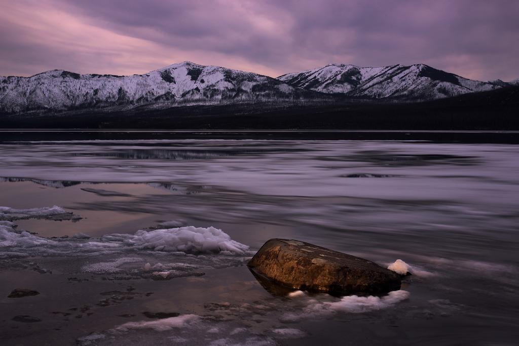 glacier national park photography tips image