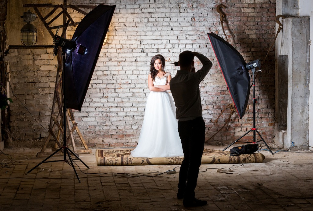 wedding photography equipment image
