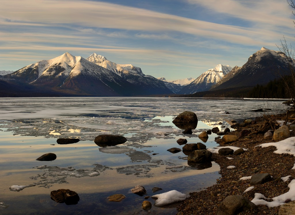 what to photograph in glacier national park lake mcdonald 1 image