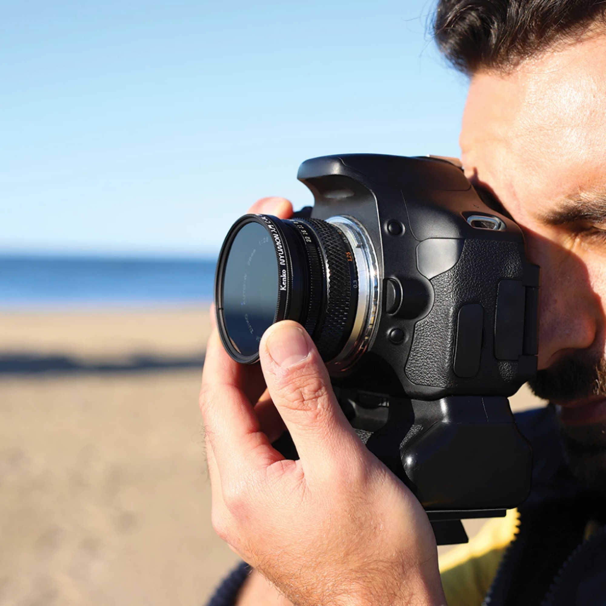 3 Tips on How to Use a Circular Polarizer image