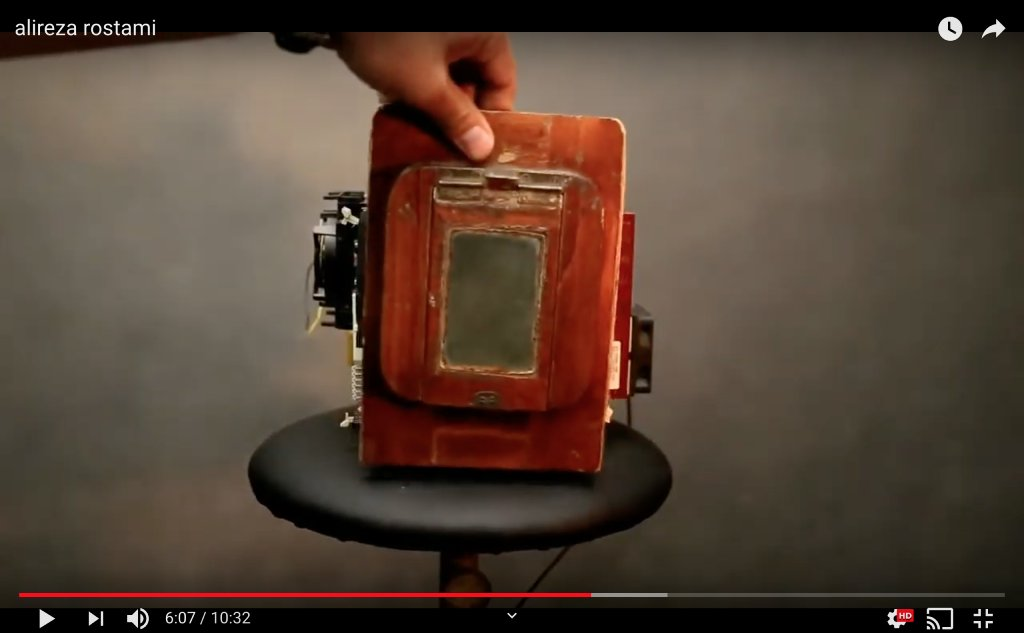 oldest camera image