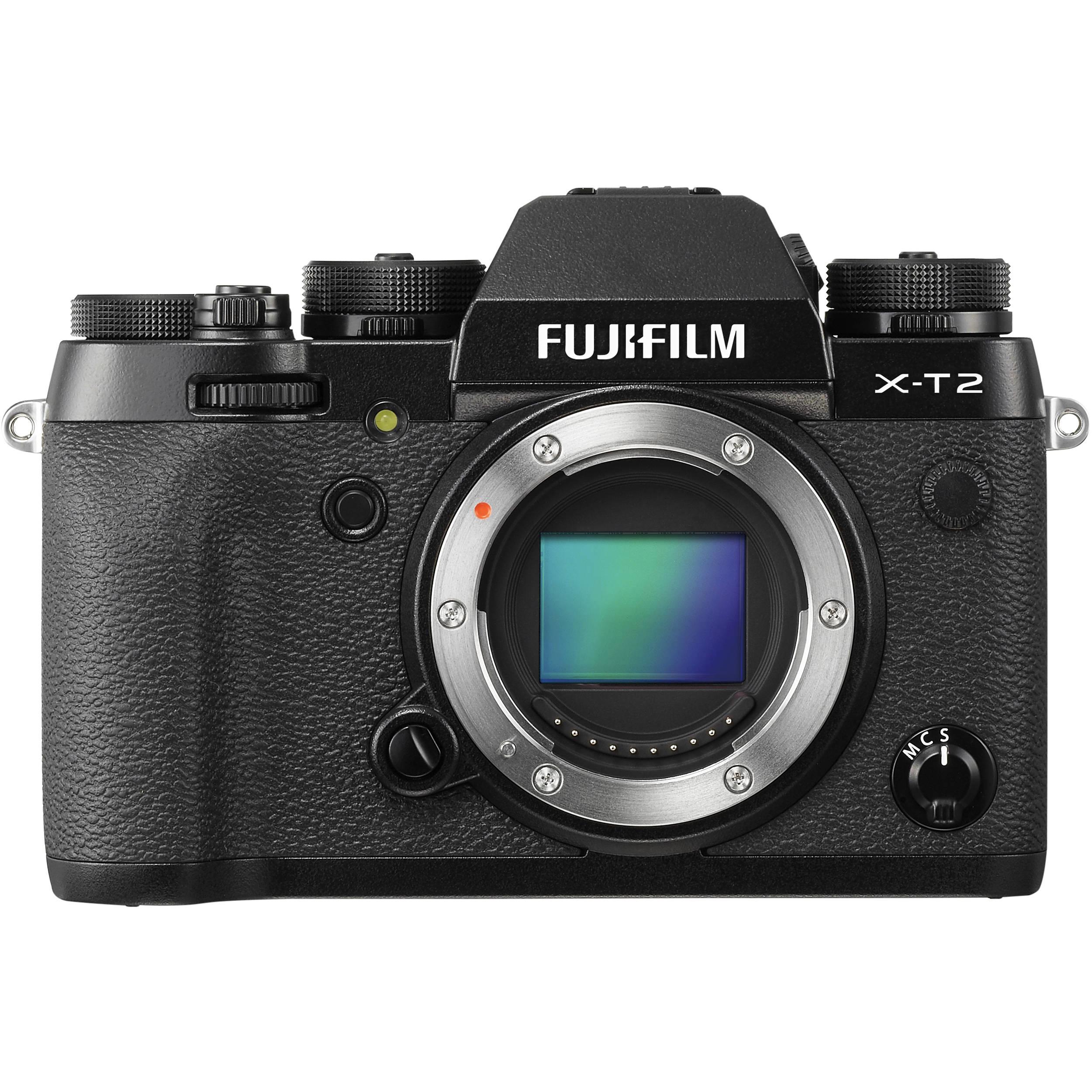Fujifilm X T2 Body Design 1 image