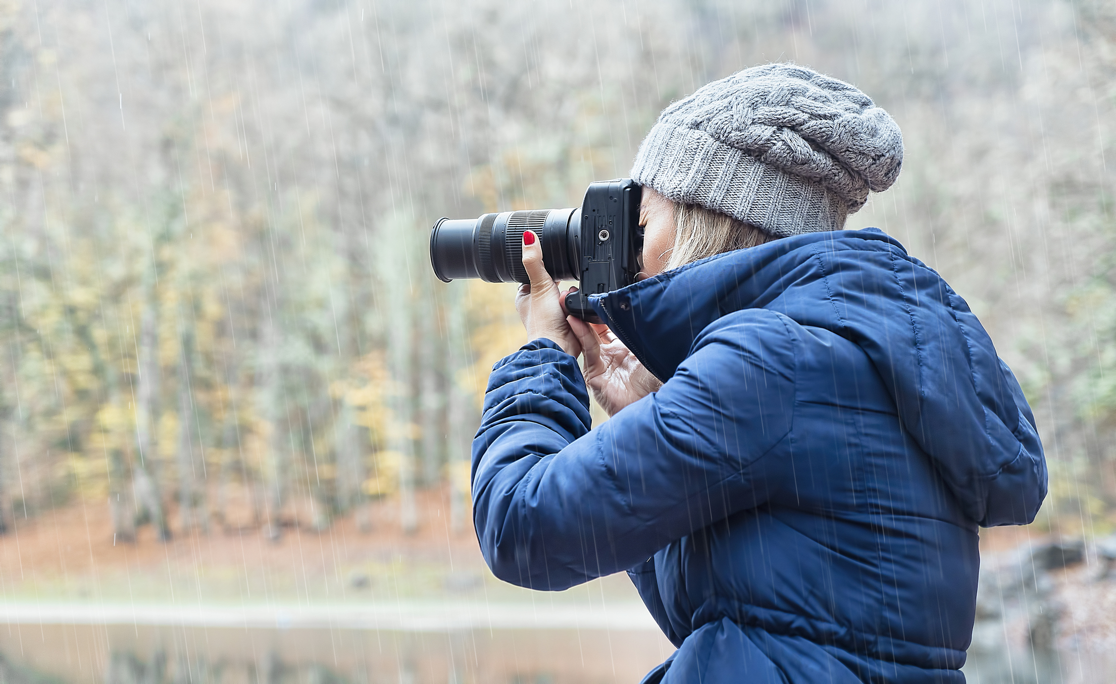 How to Protect Your Camera Gear From the Elements image