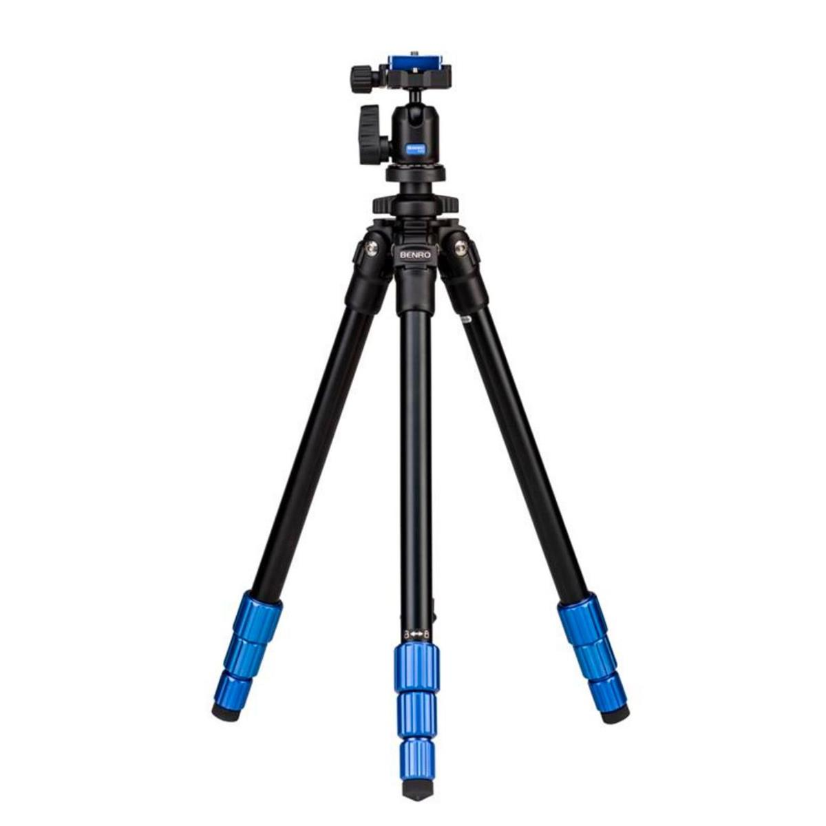 Color : Photo Color, Size : One Size Photography Tripod Durable Lightweight Tripod with Bag 330A 4.5 Feet Aluminum Tripod with Carrying Bag for DSLR Camera Engineering Measuring Tripod