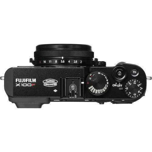 Fujifilm X100F Build Handling 1 image