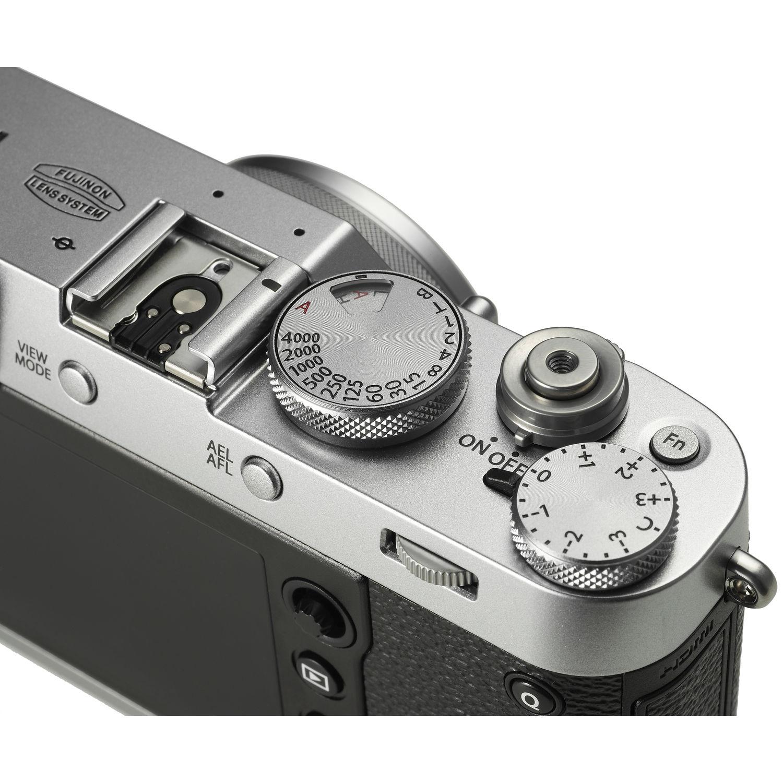Fujifilm X100F Specs 1 image