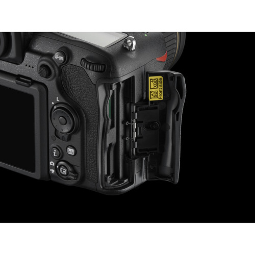Nikon D500 Build and Handling 1 image