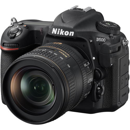 Nikon D500 Lenses image
