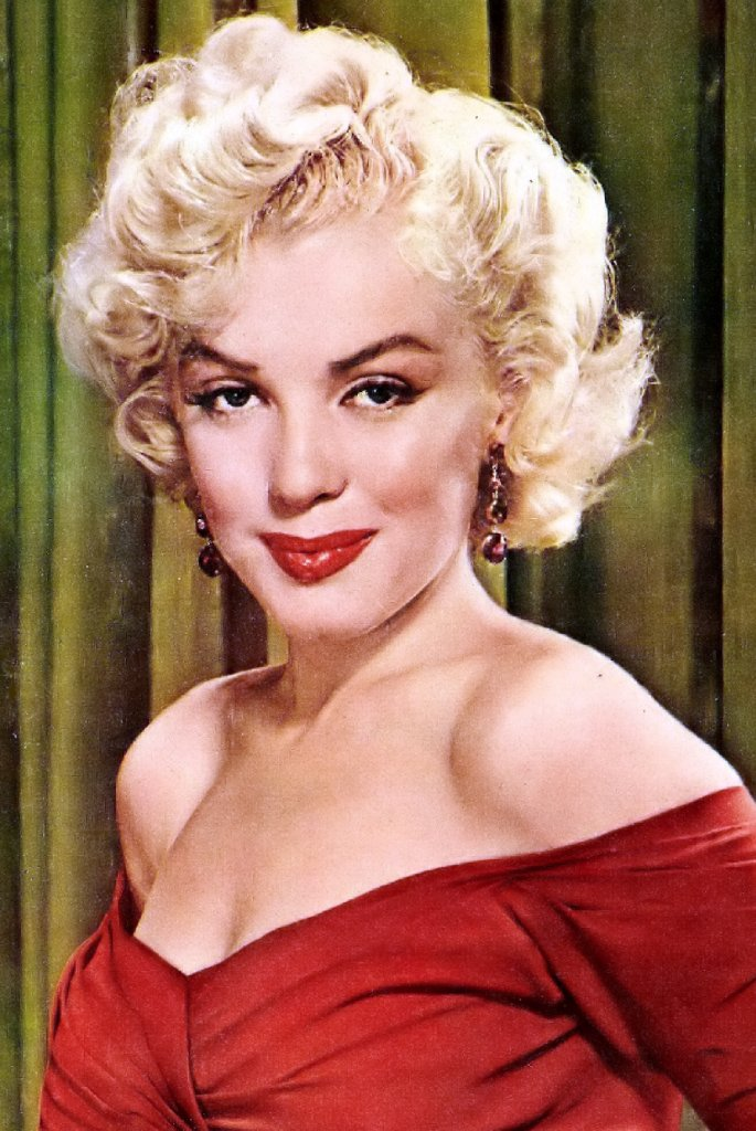 marilyn monroe death image