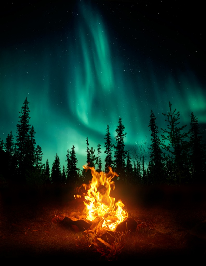 What Causes the Northern Lights 1