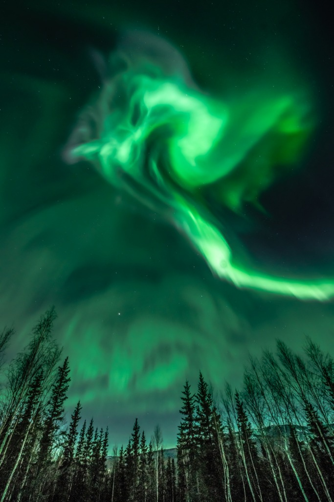 Where to See the Northern Lights Alaska image