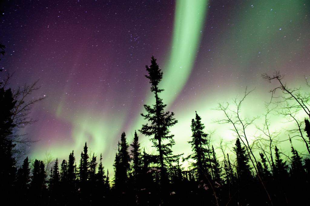 Where to See the Northern Lights Canada 1