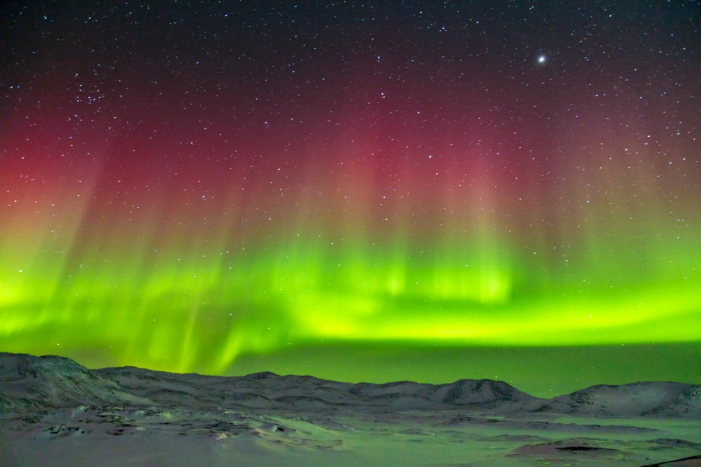 Where to See the Northern Lights Greenland