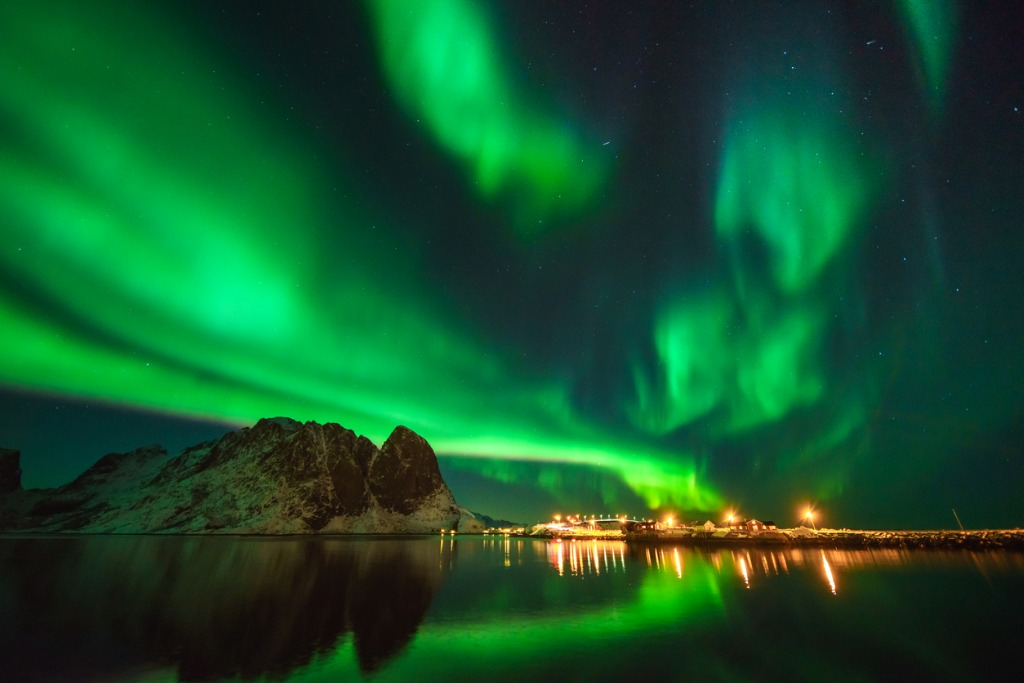 Where to See the Northern Lights Iceland image