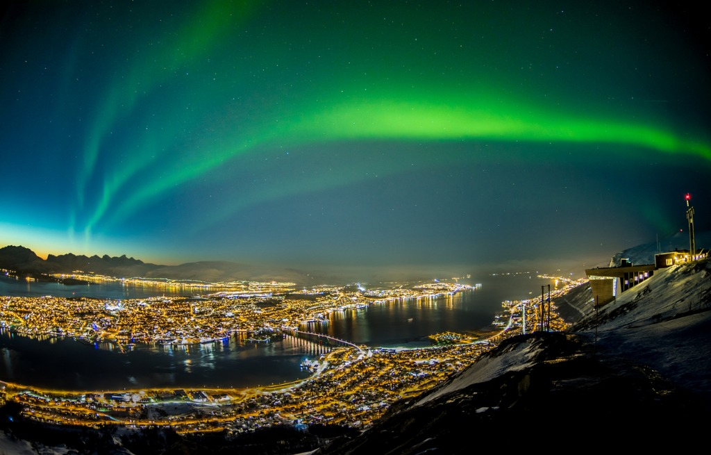 Where to See the Northern Lights Norway 2