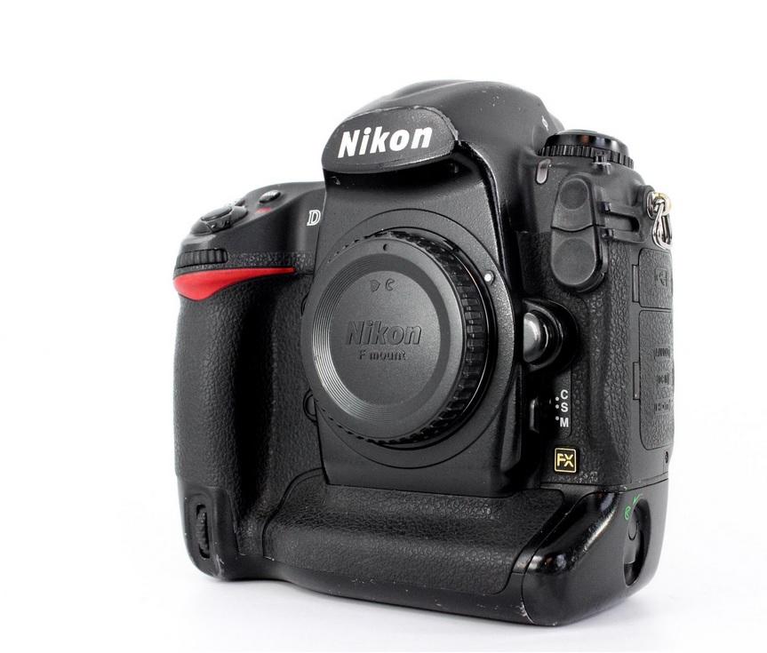 Nikon D3 Specs image