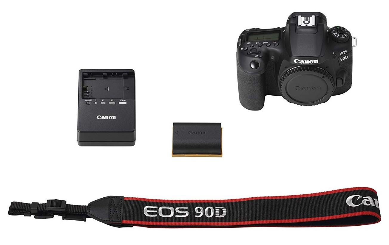Canon EOS 90D Price image