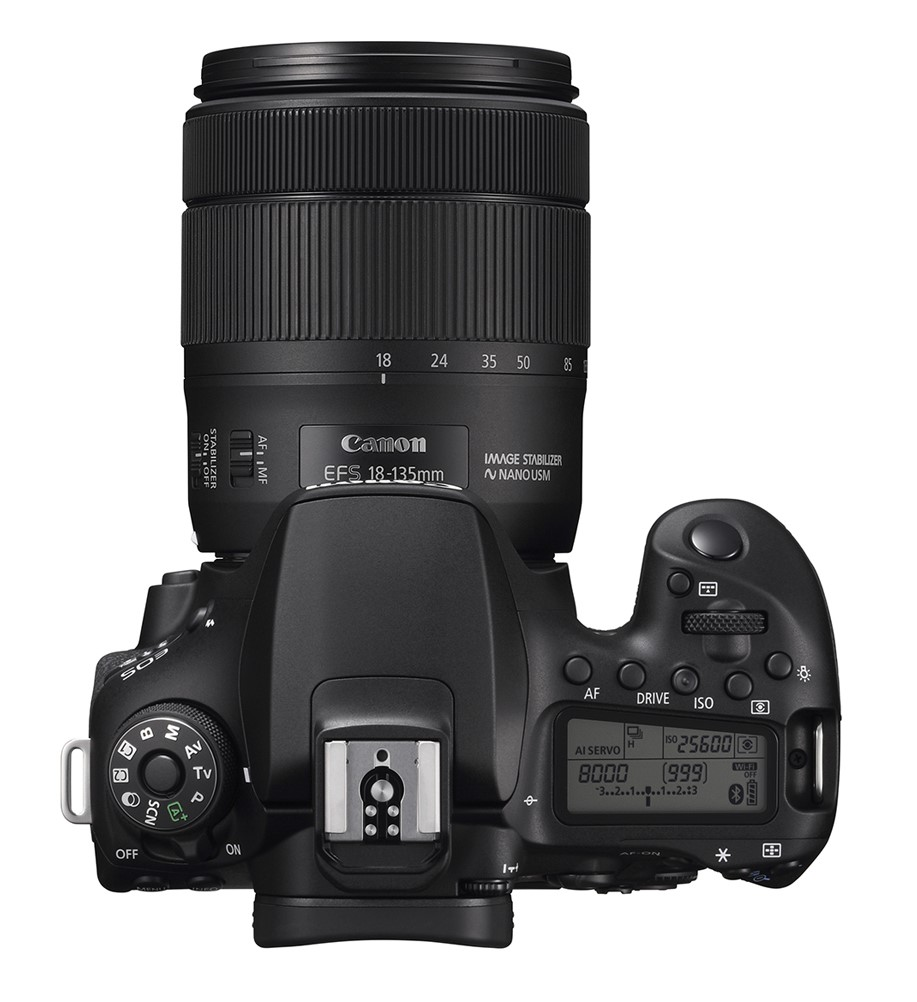Canon EOS 90D Video Performance image