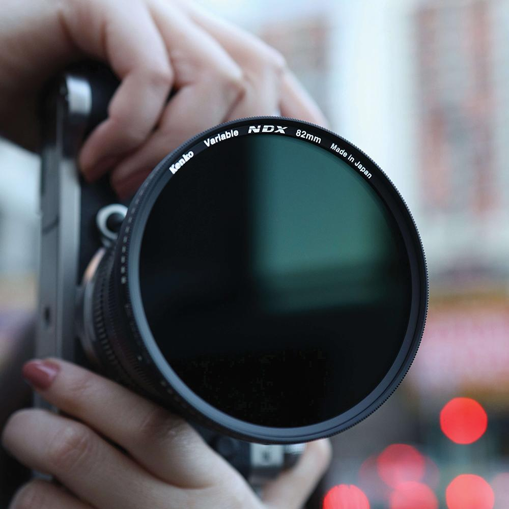 what is a variable nd filter image