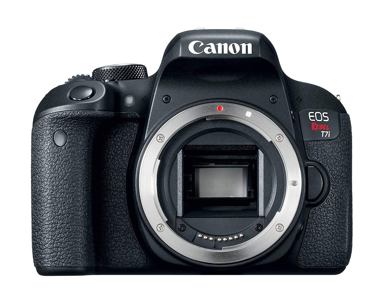 Canon T7i Specs image