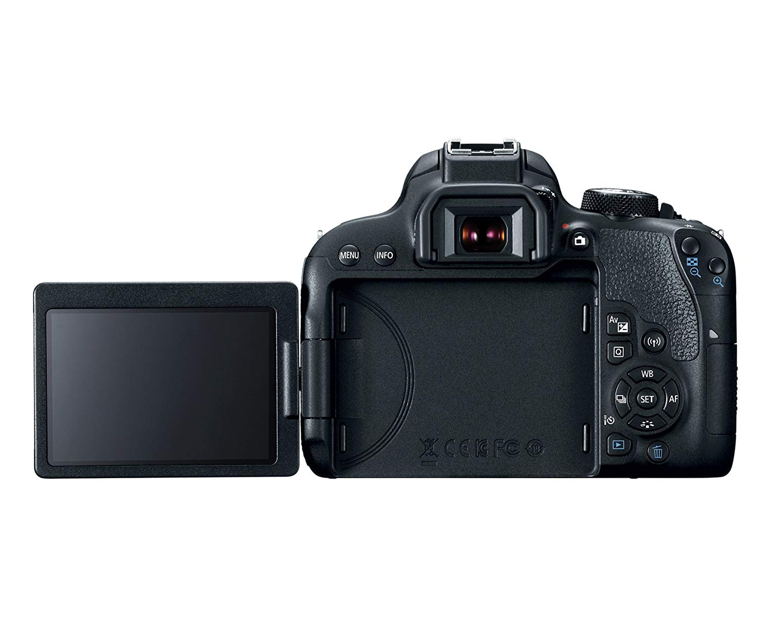 Canon T7i Video Performance image