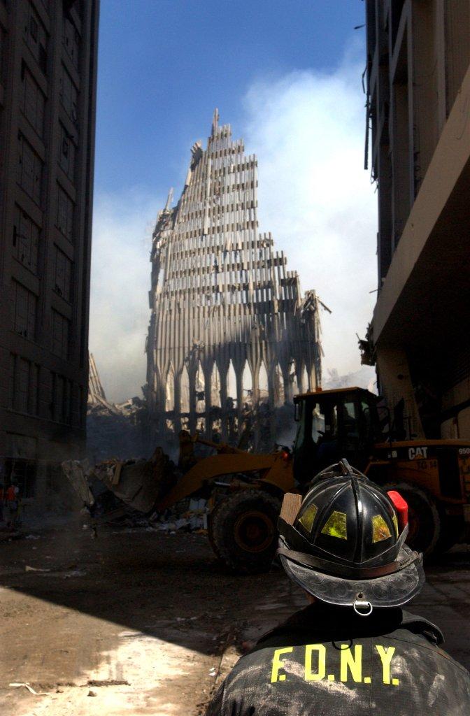 911 firemen image