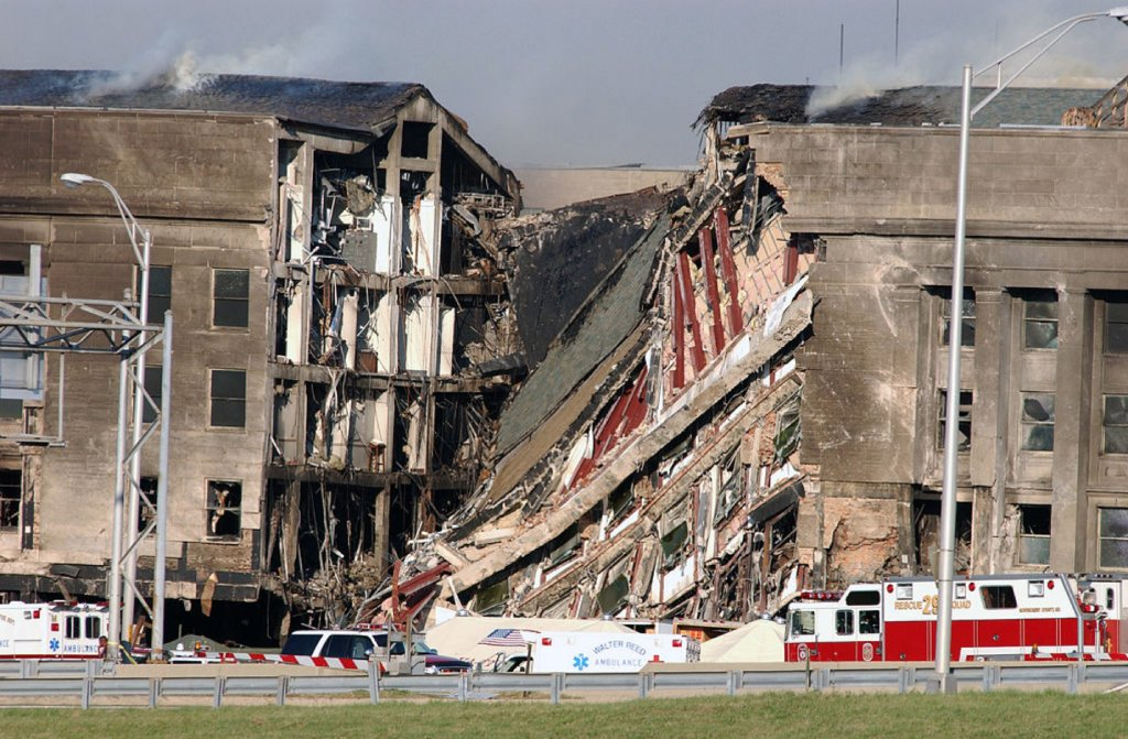 911 pentagon image