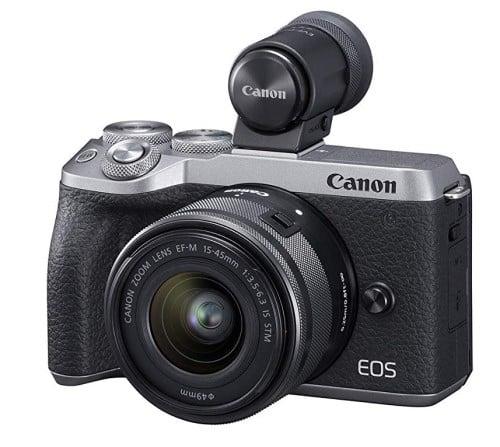 Canon EOS M6 Mark II Body and Design 1