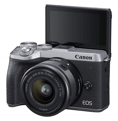 Canon EOS M6 Mark II Body and Design 2 image