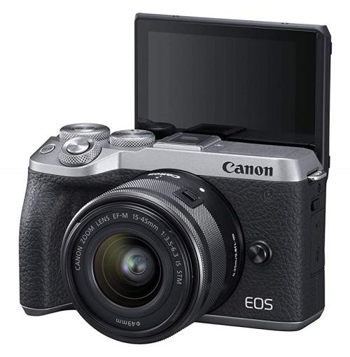 Canon EOS M6 Mark II Body and Design 2