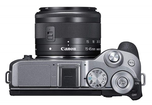 Canon EOS M6 Mark II Build and Handling image