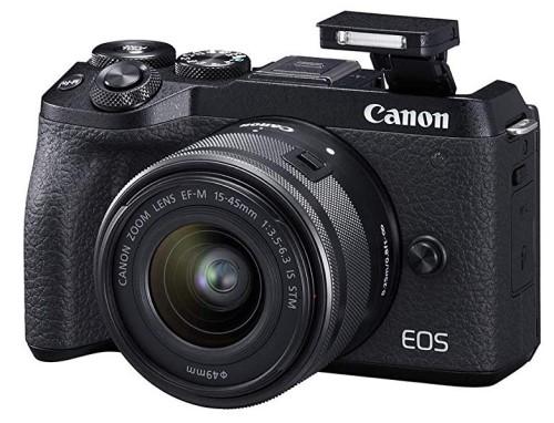 Canon EOS M6 Mark II Lenses image