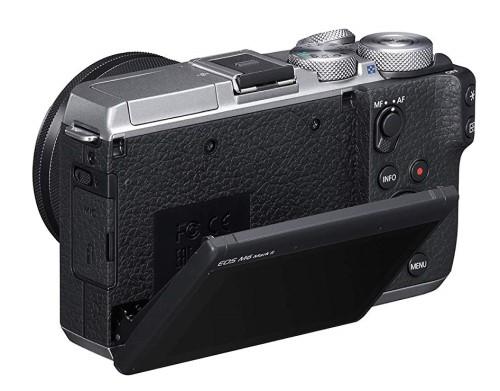 Canon EOS M6 Mark II Video Performance 1
